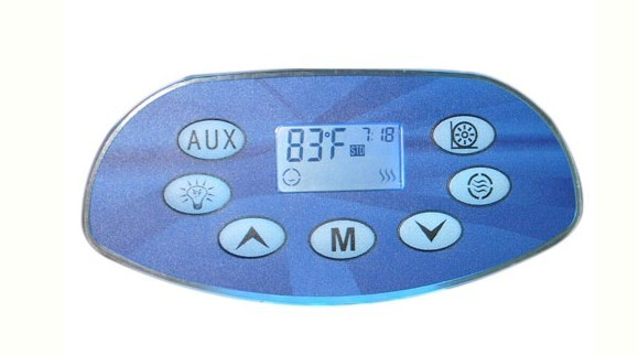 KL6600 Control Panel for SPA Hot Tub Pool